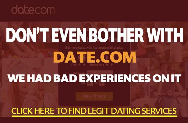 Date.com features