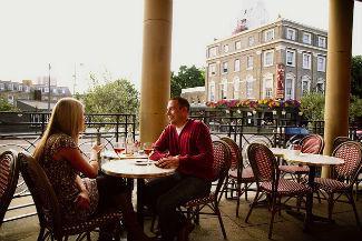 date in public