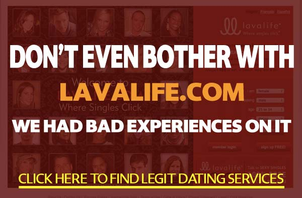 Lavalife.com features