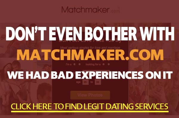 MatchMaker.com features