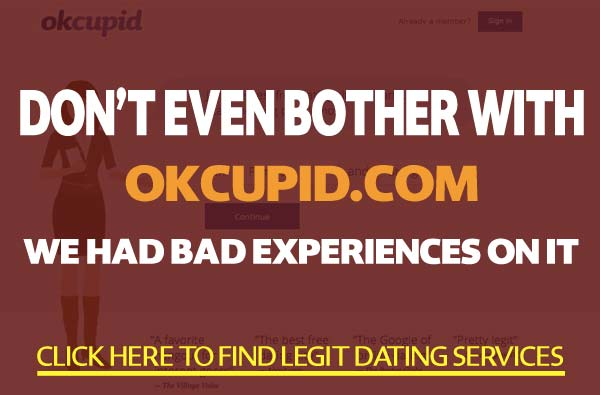 OkCupid.com features