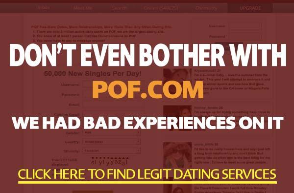 POF.com features